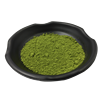 Matcha green tea powder pure flavor and natural instant drinking