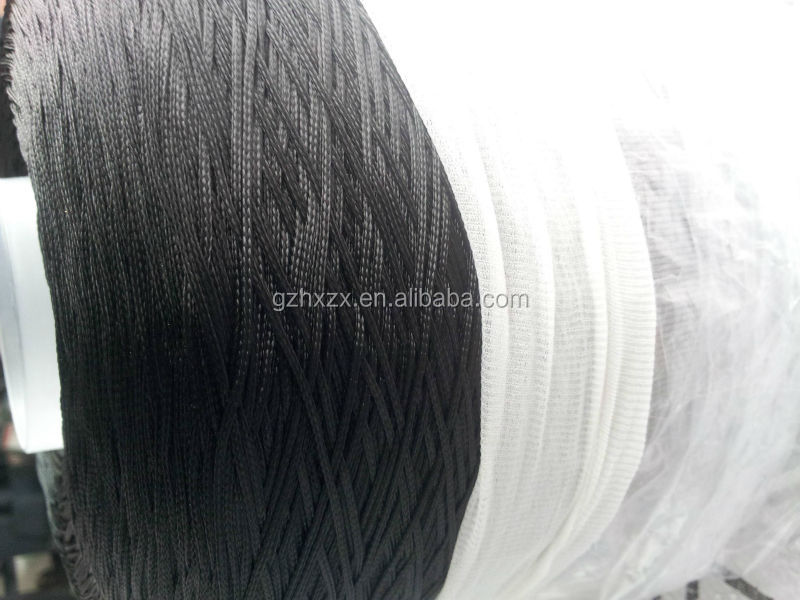 100% polyester industrial high tenacity yarn 250D/2