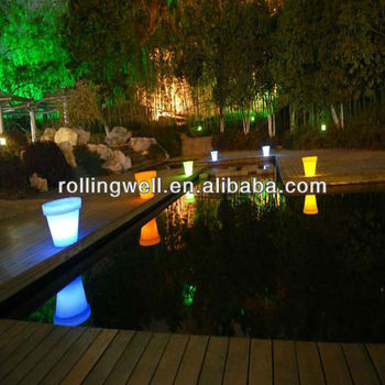 Lighting Green Wall/lighting Bonsai Pot