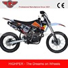 250cc Gas Powered Motorcycle (DB609)