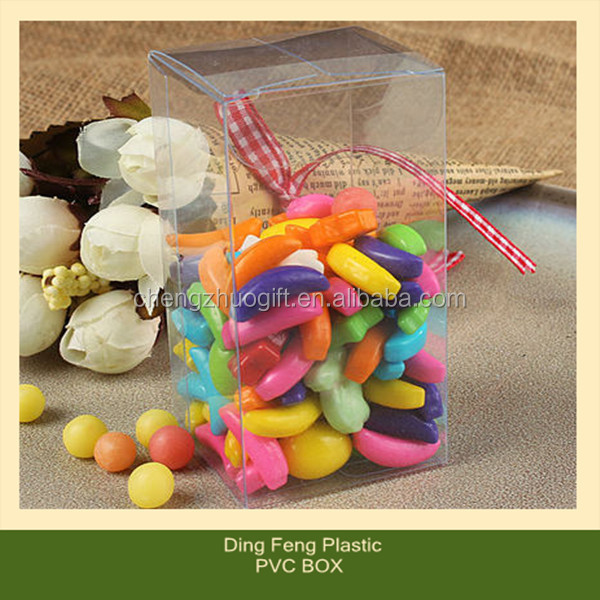 Personnalis De No L Pvc Bo Te D 39 Emballage De Bonbons Buy Product On
