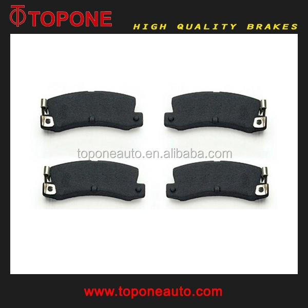 Toyota Brake Pads >> D325 D2053 A222k For Toyota Brake Pad View For Toyota Brake Pad Topone Product Details From Guangzhou Tianyi Auto Parts Manufactory Co Ltd On