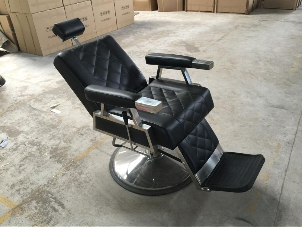 Hair salon poltrona da barbiere sedia parrucchiere sedia reclinabile