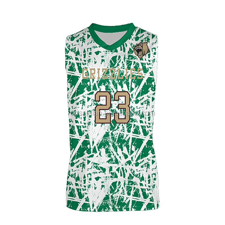 2018 Sublimation Latest Philippines Basketball Jersey Design Color