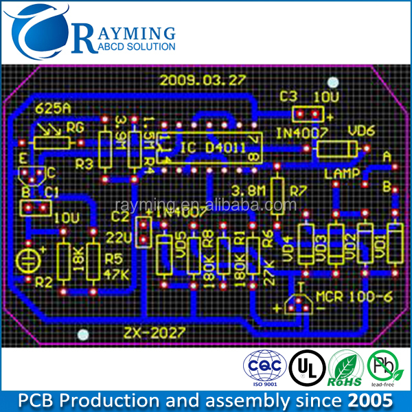 Pcb Design Manufacturer In China With Different Copper Thick