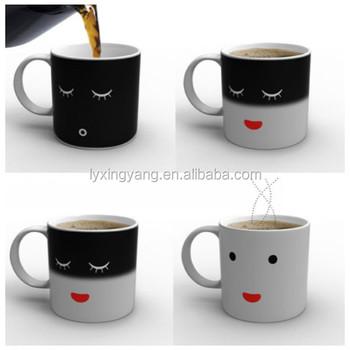discoloration cup thermochromic ceramic mug buy cheap ceramic mugs