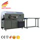 High precision automatic double blade table saw for cutting aluminum corner of window and door