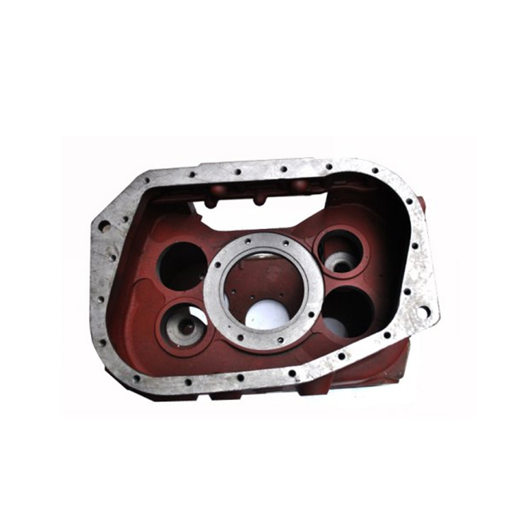 High precision manual transmission car truck gearbox housing