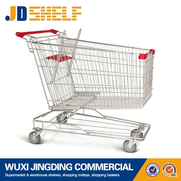 leisure shopping walking cart for sale