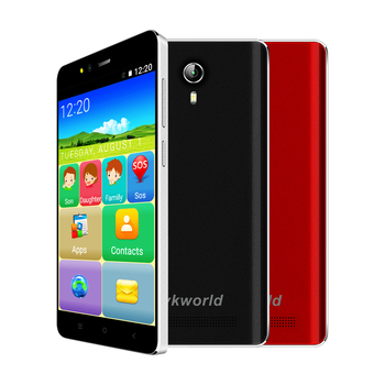 Oem Mobile Phone Manufacturers vkworld F1 4.5'' 3G Wholesale Unlocked Smartphones Loud speaker 1G+8G Cheap Smart Phone