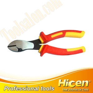 Big Head Diagonal VDE Pliers, Insulated Tools, Electricians Tools, 1000V