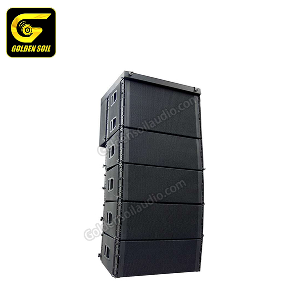 Rcf Ttl55 Double 12 Inch Three Way Speaker Box Line Array System Amp Used  Line Array Box - Buy Rcf Ttl55 Double 12 Inch Three Way Speaker,Rcf Line