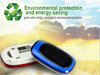EU AU UK US outdoor waterproof solar power bank charger for mobile phone