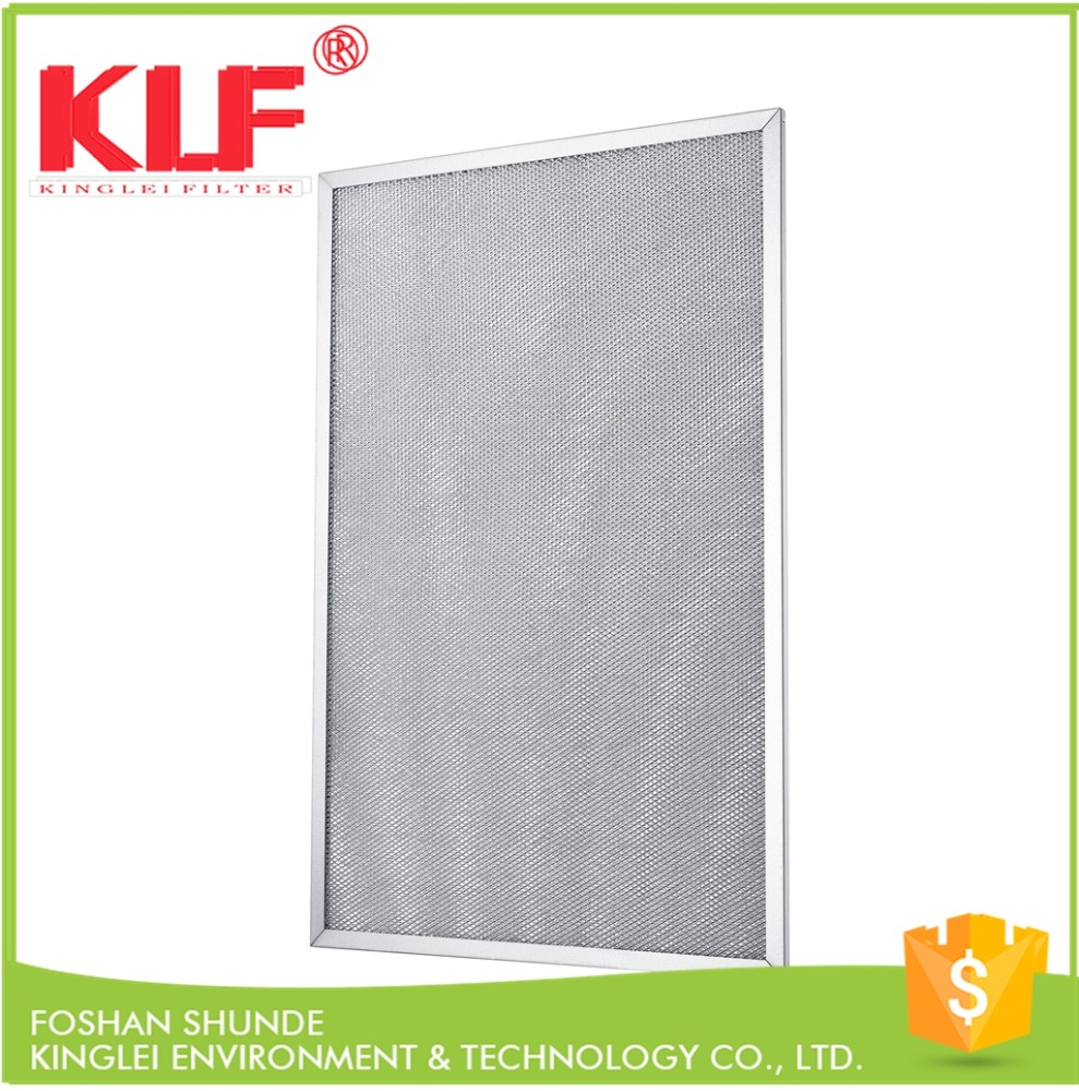 hvac air conditioner filter vent material velocity