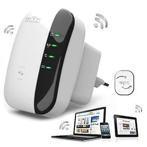 Wireless Wifi Repeater 300Mbps 802.11n/b/g Network Wifi Extender