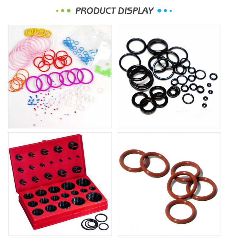 Newest rubber oil seal, heater silicone o ring, viton o ring supplier