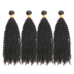 Cheap Virgin Human Hair Weaves Malaysian Kinky Curly hair