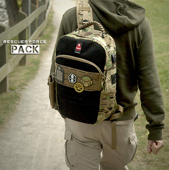 a98b430defd4 40L Cordura Military Backpack bags waterproof Tactical Backpack USB backpack  with power bank