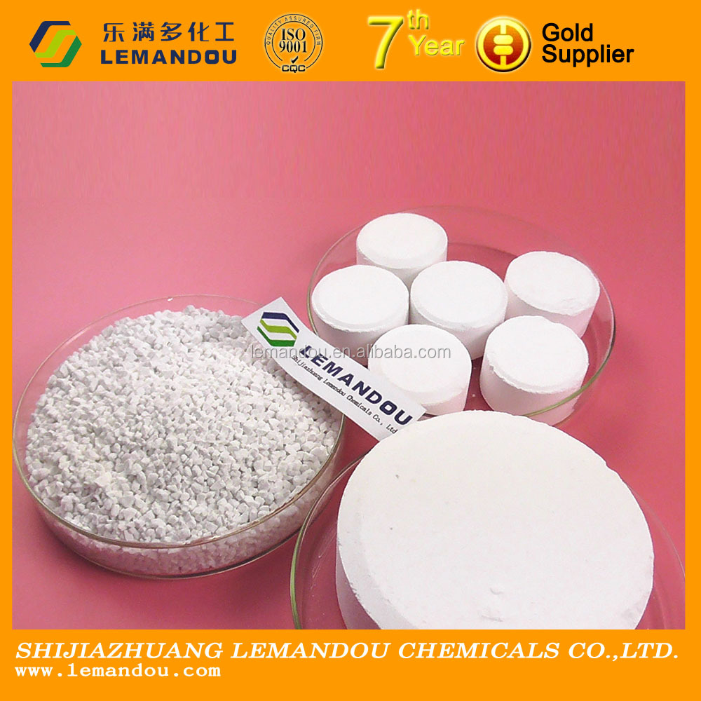 granular/tablet/powder 40kg plactic drum,Disinfection and water treatment,Calcium Hypochlorite