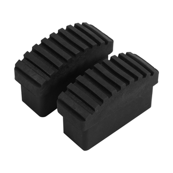 Non Slip Extension Ladder Feet Rubber Pads Cover Security