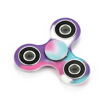 2017 hot new products Newest Tri Fidget Hand Spinner/spinner toy with 608 Bearing