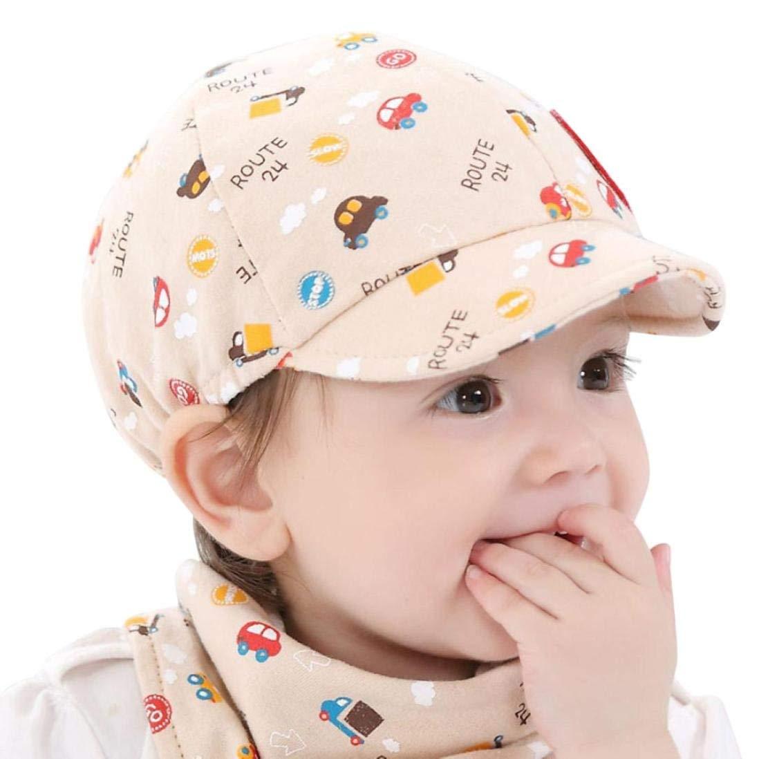 00e09644 Get Quotations · Baby Cute Baseball Cap,Morecome Kid Boy Girl Hat Little  Car Baseball Beret Cap