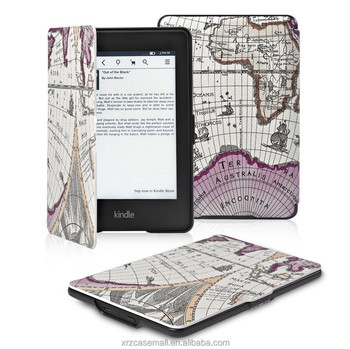 2016 Ebay And Amazon Best Selling Ebook Reader Case New Design Kindle  Paperwhite Case With Rose Map Design - Buy 2016 Ebay And Amazon Best  Selling
