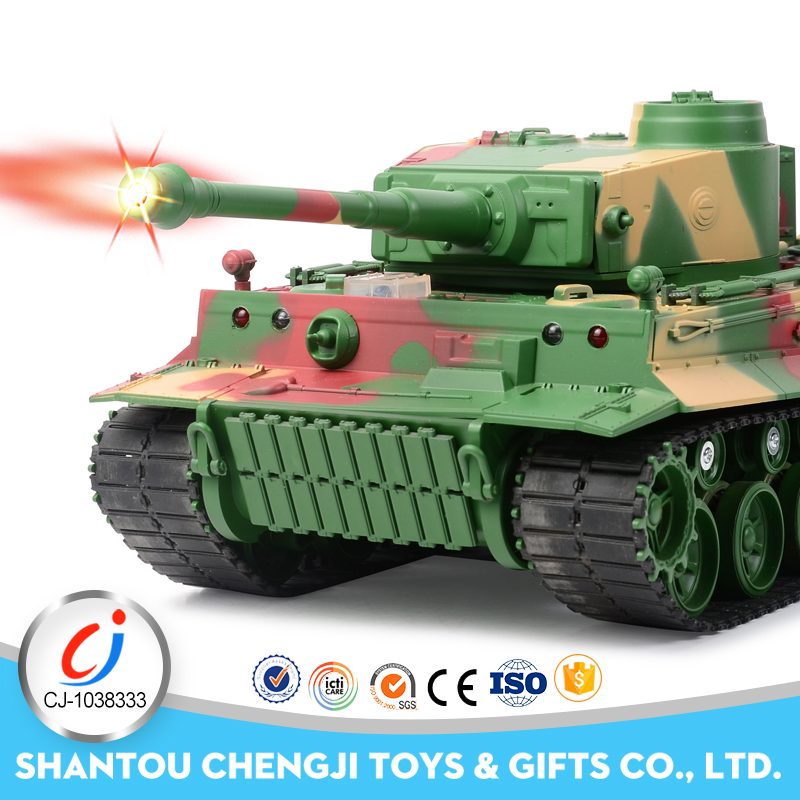 1:26 Good price German tiger heavy remote control wireless 4ch rc tank