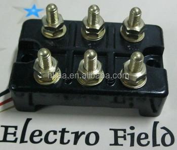 China special custom electric motor terminal block form for Electric motor terminal blocks