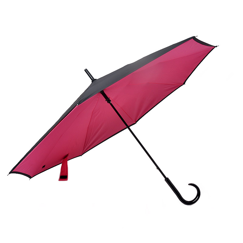 IU-07 Innovative auto close reverse inside out umbrella