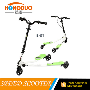 Adult Frog scooter Tri kick scooter with CE