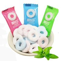 Professional Supplier Fresh Breath Sugar Free Paper Mint Candy