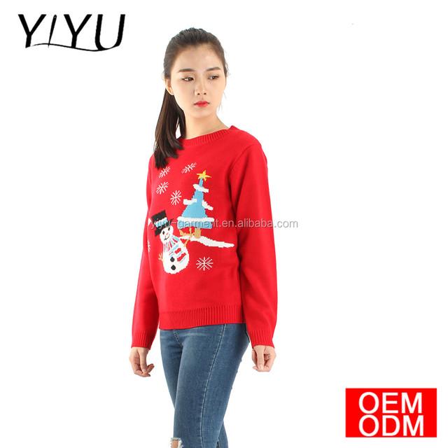 Christmas Sweater Deer Wholesale Christmas Suppliers Alibaba