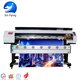 2 DX5 Print Head 33.5 m2/h Poster Heat Transfer 70 Inch PVC 50 Challenger Eco Solvent Printer Machine