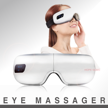 Vic-2018 Comfortable Feel Real Touch Relieve Eye Fatigue Eye Care Massager