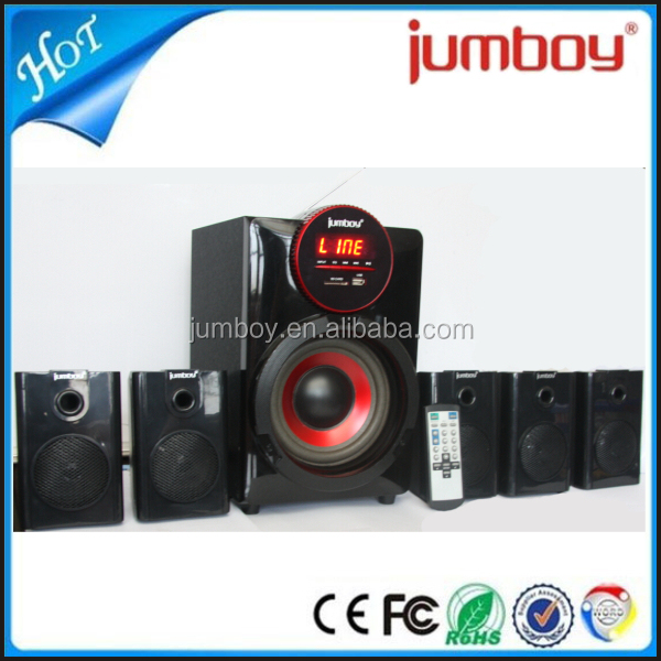 good price computer bluetooth 5.1 mp3 speaker with subwoofer