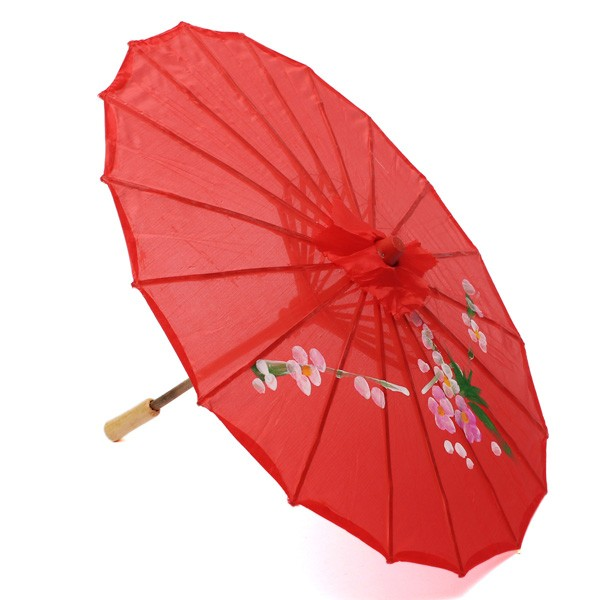 Photography dress decoration bamboo paper parasols buy for Decor umbrellas