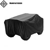 Durable Water Resistant ATV Storage Cover Universal All Weather Protection Cover for Quad Bike