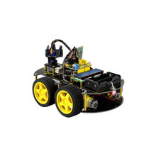 Keyestudio 4WD Bluetooth Multi-functional DIY Car For Arduinos Robot with LCD1602/Bluetooth