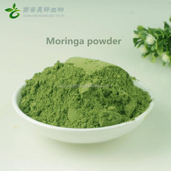 2016 High quality moringa leaf powder