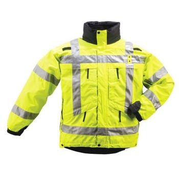 Good Quality Uk Popular Reflective Safety Jackets Hivis Yellow Bomber Jacket Buy Safety Jackets Bomber Jacket Reflective Jacket Product On Alibaba Com