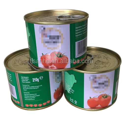 Gino quality canned iran tomato paste price