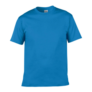 Hign Quality Softest Full Sublimation Fiber/Polyster fiber optic T-Shirt (T1)