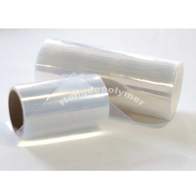 PFA transparent sheet/0.025mm PFA film with high quality