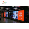 China Manufacturer P7.62mm Led Screen Hd Colourful Great Vision Metro Media Screen Advertising Led Screen