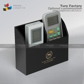 Hotel Zimmer Menü Halter Importierten Acryl Visitenkarte Fall Handy Fernbedienung Aufbewahrungsbox Desktop Box Buy Lagerung Box Pmma Lagerung