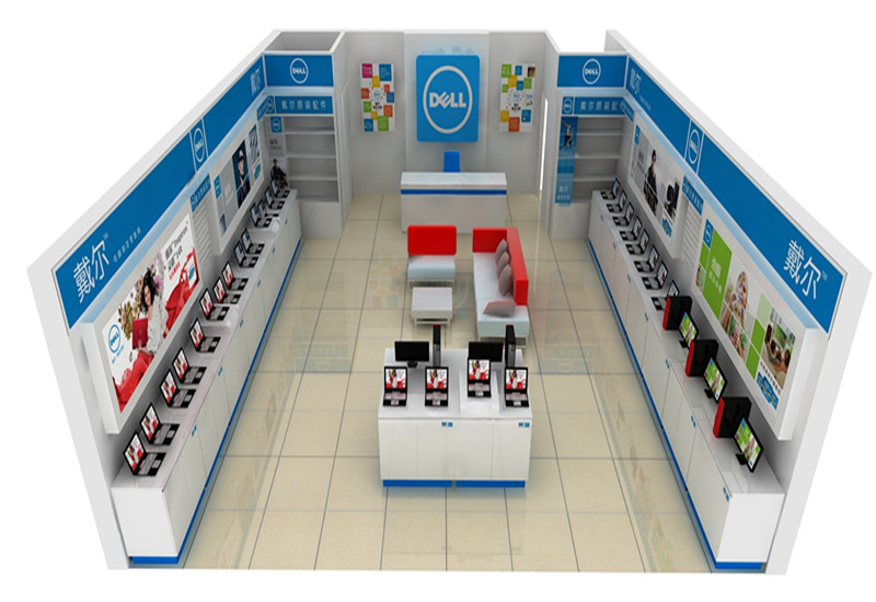 interior design for small computer shop