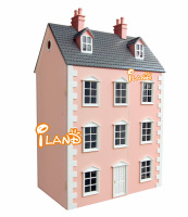 Dolls house kit dollhouse Farmer house WH023