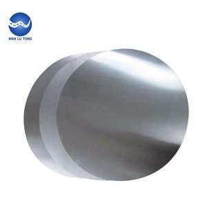 China manufacturer high quality aluminium round plate/ aluminium wafer