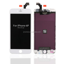 Wholesale china mobile phone spare parts lcd for iphone 6 plus with full test